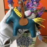 ม้าห้อยกระเป๋า Hermes งานHiend Original