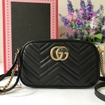 Gucci GG Marmont small matelasse shoulder bag งานHiend Original