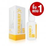 SunAway Natural Skin Booster & Blur Light Protection Serum กันแดดสำหรับคนติดจอ