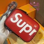 Louis vuitton x Supreme สีแดง งานHiend Original