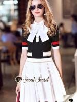 English Princess style Knitty Dress