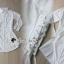 Seoul Secret Say's... Roppy Side Waist Ivory Shirt Dress thumbnail 9