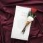L'amour En Rose Brush Limited Edition แปรงแต่งหน้าด้ามคริสตัลสีแดง ที่ได้รับแรงบันดาลใจจากหิน Rhodolite สลักชื่อได้ฟรี thumbnail 2