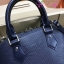 Louis Vuitton Alma BB epi สีน้ำเงินกรม งานHiend 1:1 thumbnail 8