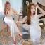 Cindy long luxury set blouse+ dress thumbnail 1