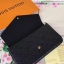 Louis vuitton Pochette Felicie crossbody bag สีดำ งานHiend Original thumbnail 3