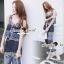 Seoul Secret Say's... Saphirely Blue Layer Lace Set thumbnail 1