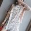 Clasper Rosy Lace Dress thumbnail 2