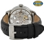 นาฬิกา FOSSIL ME3041 Men Watch Automatic Movement Leather Strap 42 mm thumbnail 2
