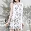 Clasper Rosy Lace Dress thumbnail 4