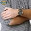 นาฬิกา FOSSIL JR1424 Men Watch Chronograph Leather Strap Chronograph 50 mm thumbnail 6