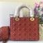 Dior Supple Lady Dior สีแดง งานHiend Original thumbnail 4
