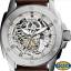 นาฬิกา FOSSIL ME3083 Men Watch Automatic Movement Leather Strap 50 mm thumbnail 4