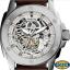 นาฬิกา FOSSIL ME3083 Men Watch Automatic Movement Leather Strap 50 mm thumbnail 4