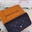 Louis vuitton Pochette Felicie crossbody bag สีน้ำเงินกรม งานHiend Original thumbnail 1
