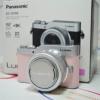 (ลดราคา) กล้อง Panasonic Lumix GF9 สีชมพูซากุระ+ Lens 12-32 จอทัชสกรีน อุปกรณ์แท้
