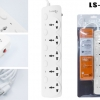Plug Lumira 5 Socket LS-905 (5M)