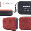 Gearmaster Speaker (BT/USB/SD),(GMB-210)
