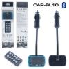 MP3 Car FM Transmitter Bluetooth (BL-10)