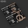 Sendem M10 Cable 3 in 1 Micro/iPhone/Type-c (SDM-M10)