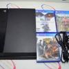 ขาย Sony Playstation4 CUH-1006A 500GB พร้อมแผ่นเกมส์ 3 แผ่น