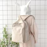 กระเป๋าเป้สะพายหลัง ผ้า Canvas (มีให้เลือก 4 สี)