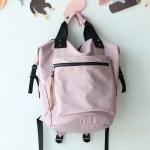 กระเป๋าเป้สะพายหลังดีไซน์เก๋ไก๋ (มีให้เลือก 6 สี)