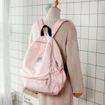 กระเป๋าเป้สะพายหลัง (มีให้เลือก 5 สี)