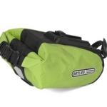 กระเป๋าท้าย Saddle bag M (lime-black) [F9433]