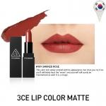 ★ พร้อมส่ง ★ [#3CE] ลิปสติกเนื้อแมท 3CE MATTE LIP COLOR - #909 Smoked Rose ของแท้ 100%