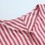 เสื้อเบลาส์ผ้าฝ้ายผสมลินิน คอวีกระดุมหน้า (มีให้เลือก 2 สี) thumbnail 4