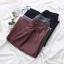 กางเกงขายาวเอวยืด เย็บจีบ/ลายเส้น (มีให้เลือก 4 สี) thumbnail 5