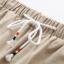 กางเกงขายาวเอวยืด ปักแต่งลาย (มีให้เลือก 2 สี) thumbnail 5