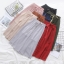 กางเกงขายาวผ้าชีฟองเนื้อบาง พร้อมซับในในตัว (มีให้เลือก 8 สี ) thumbnail 9