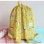 กระเป๋าเป้ผ้า Nylon พิมพ์ลายเครื่องเขียน (มีให้เลือก 4 สี) thumbnail 6