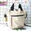 กระเป๋าเป้สะพายหลังดีไซน์เก๋ไก๋ (มีให้เลือก 6 สี) thumbnail 4