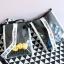 กระเป๋าสะพายข้าง PVC สไตล์ฮาราจูกุ (แต่งลูกเต๋า/แต่งเป็ดยาง) thumbnail 3