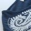 เสื้อเบลาส์คอวีแขนสั้น ปักแต่งลาย (มีให้เลือก 2 สี) thumbnail 5