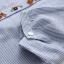 เสื้อเชิ้ตแขนสั้นปักแต่งลาย (มีให้เลือก 3 สี) thumbnail 6