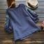 เสื้อเบลาส์ปักแต่งลายแขนสั้น (มีให้เลือก 4 สี) thumbnail 5