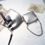 กระเป๋าสะพายข้างทรงขนมจีบ+กระเป๋าใส่ของแยกชิ้น (มีให้เลือก 4 สี) thumbnail 4