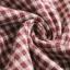 เสื้อเบลาส์แขนยาวลายสก๊อต แต่งชายลูกไม้ (มีให้เลือก 2 สี) thumbnail 6
