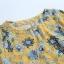 เสื้อเบลาส์ผ้าฝ้ายพิมพ์ลาย แขนสั้น (มีให้เลือก 3 สี) thumbnail 5