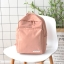 กระเป๋าเป้สะพายหลัง ผ้า Canvas (มีให้เลือก 4 สี) thumbnail 5