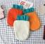 กระเป๋าเครื่องเขียนรูปแครอท (มีให้เลือก 3 สี) thumbnail 1