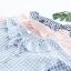 เสื้อเบลาส์ลายสก๊อตแต่งปก (มีให้เลือก 3 สี) thumbnail 6