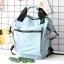 กระเป๋าเป้สะพายหลังดีไซน์เก๋ไก๋ (มีให้เลือก 6 สี) thumbnail 3