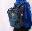 กระเป๋าเป้ผ้าขนสัตว์ลายตาราง (มีให้เลือก 2 สี) thumbnail 3