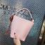 { พร้อมส่ง } กระเป๋าสะพายข้างปรับได้หลายทรง+กระเป๋าใส่ของแยกชิ้น (สีชมพู) thumbnail 2
