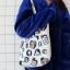 กระเป๋าถุงผ้า Canvas พิมพ์ลาย (มีให้เลือก 4 ลาย) thumbnail 3